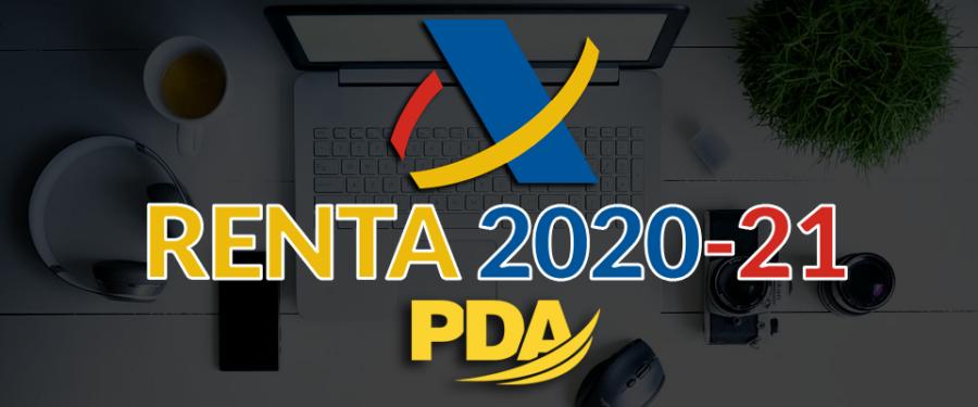 declaracion renta 2020